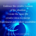 Sarah Cornally Reactive Creative Shift